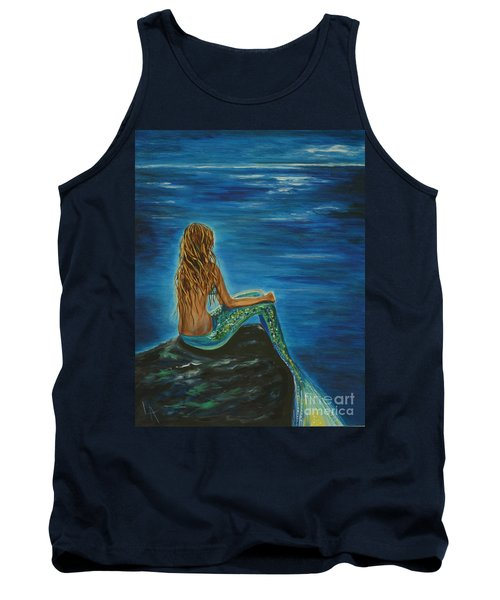 Enchanted Mermaid Beauty Tank Top