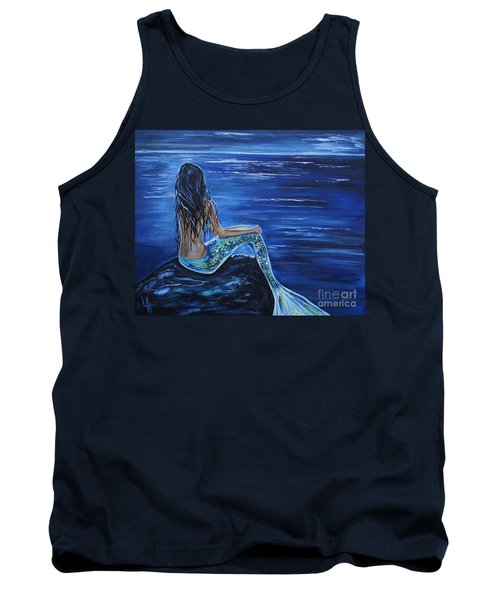 Enchanting Mermaid Tank Top