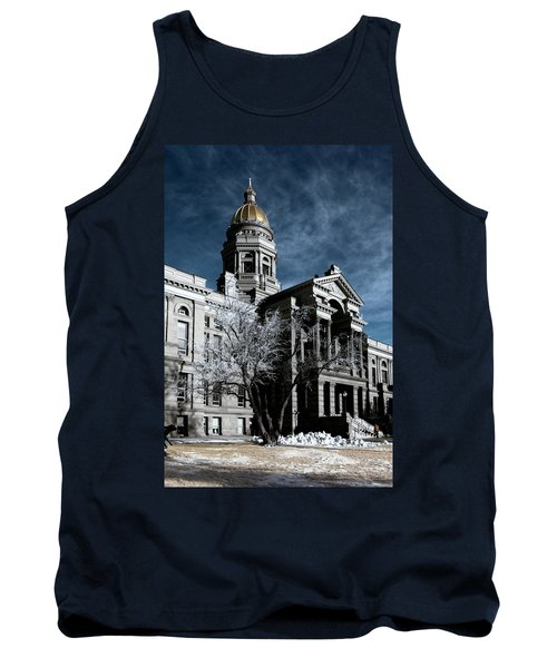 Equality State Dome Tank Top by Greg Collins