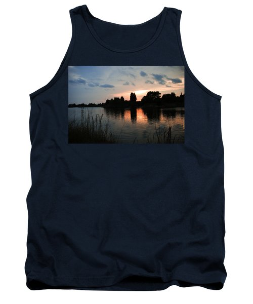 Evening Reflection Tank Top