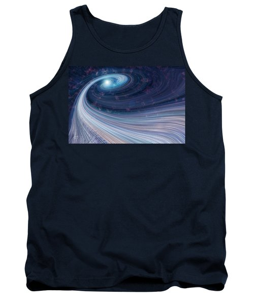 Fabric Of Space Tank Top
