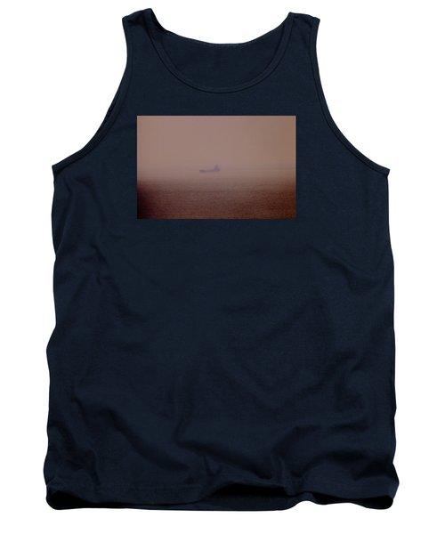 Fading Spector Of The Straits Tank Top