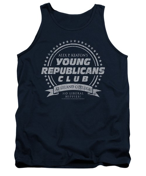 Family Ties - Young Republicans Club Tank Top