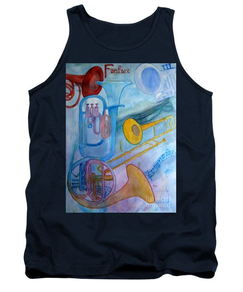 Fanfare Tank Top