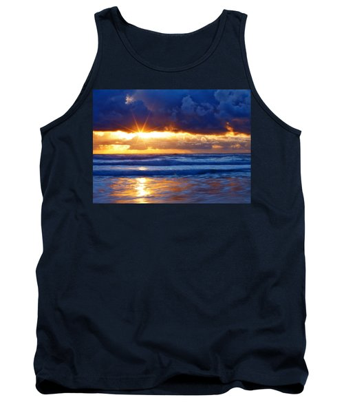 Fire On The Horizon Tank Top