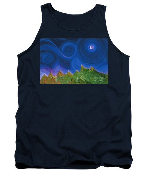 First Star Wish By Jrr Tank Top by First Star Art