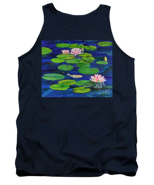 Tranquil Pond Tank Top