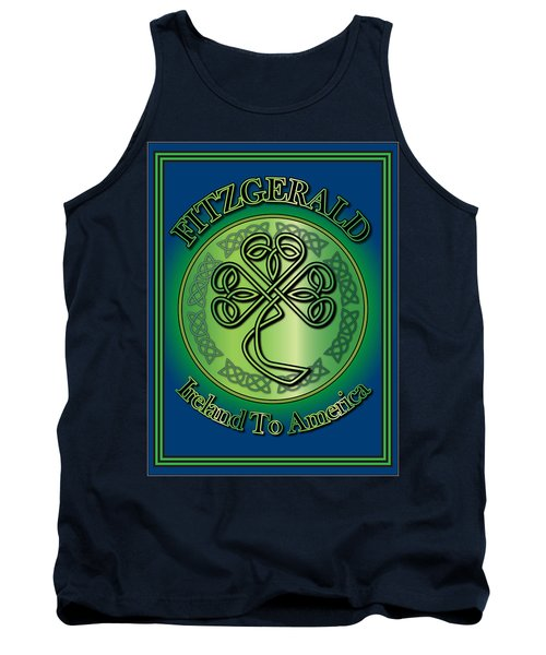 Fitzgerald Ireland To America Tank Top