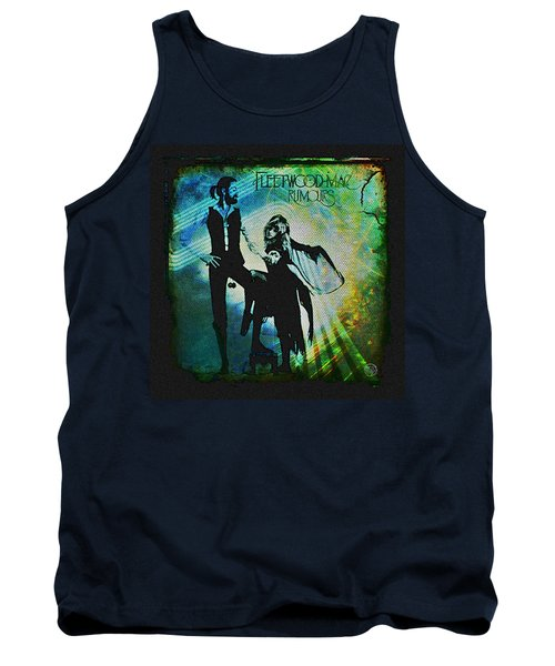 Fleetwood Mac - Cover Art Design Tank Top