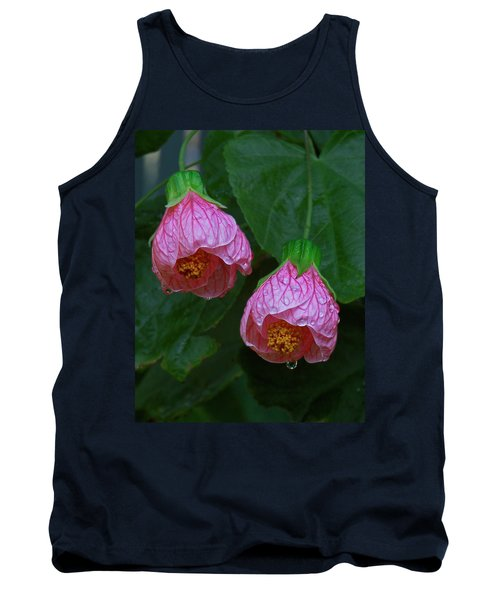 Flowering Maple Tank Top