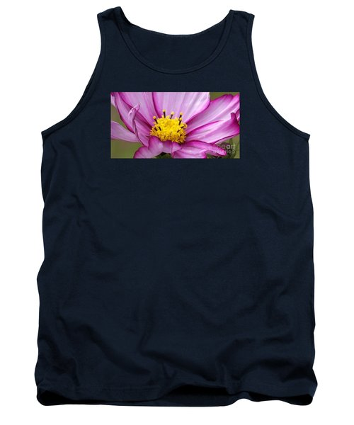 Flowers For The Wall Tank Top by Eunice Miller