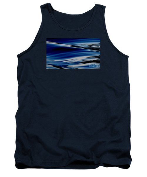 Flowing Movement Tank Top by Janice Westerberg