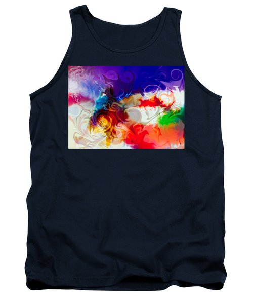 Fly With Me Tank Top