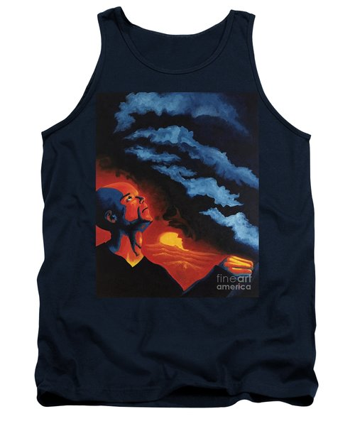 Foreseen Tank Top by Michael  TMAD Finney