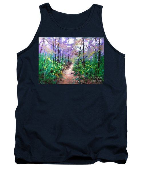 Forest Of Summer Tank Top