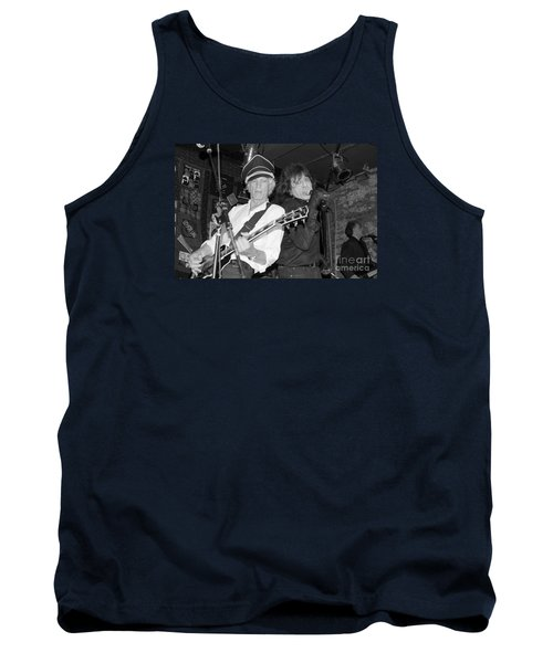 Tank Top featuring the photograph Forever Rock N Roll Young by Steven Macanka
