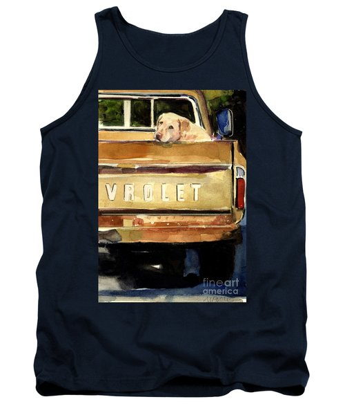 Free Ride Tank Top by Molly Poole