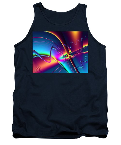 Frequency Tank Top