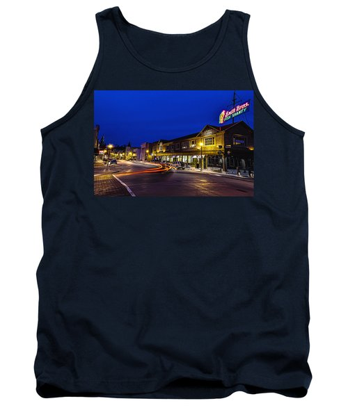 Friday Night Lights Tank Top by James  Meyer