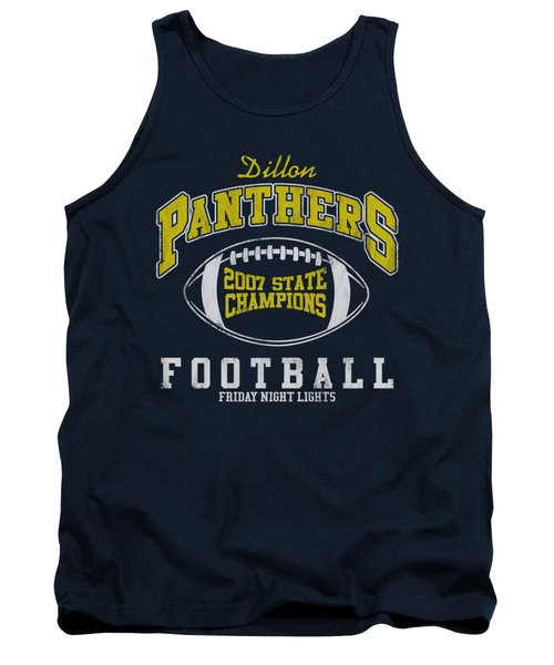Friday Night Lights - State Champs Tank Top