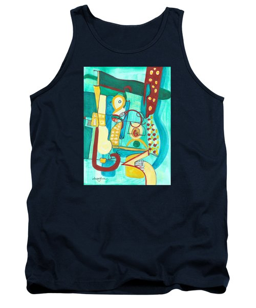 From Within #20 Tank Top