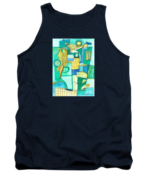 From Within 9 Tank Top
