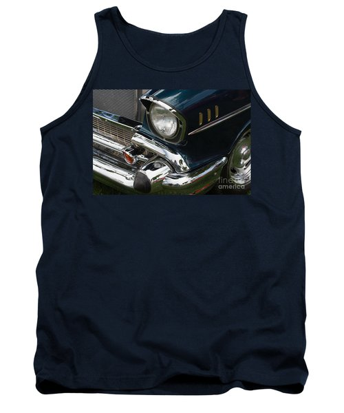 Front Side Of A Classic Car Tank Top