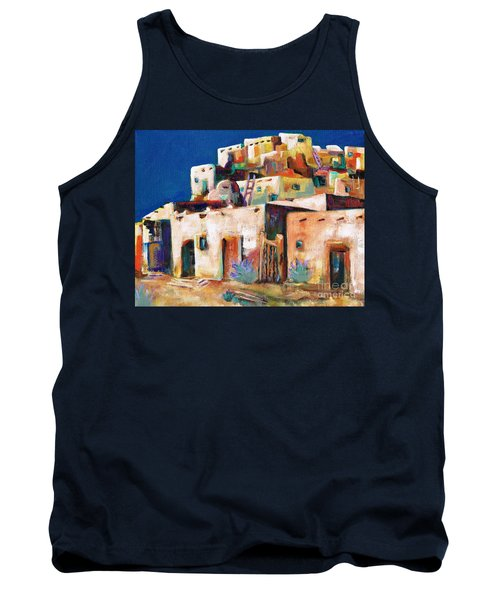 Gateway Into  The  Pueblo Tank Top