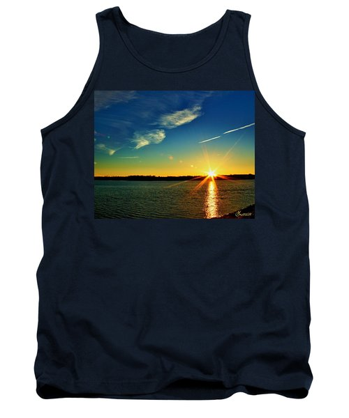 Gc Lake Sunrise Tank Top