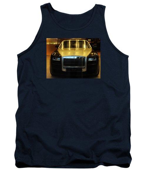 Rolls Royce Ghost Tank Top