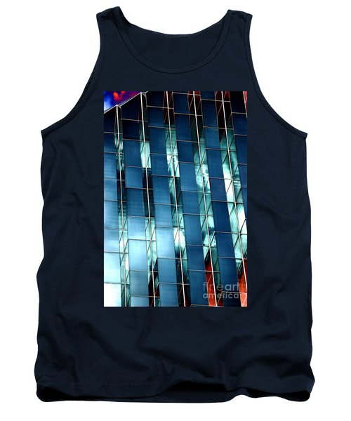 Glass House II Tank Top