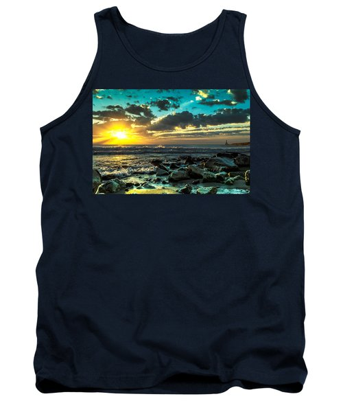 Glory Tank Top by James  Meyer