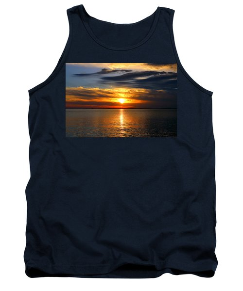 Golden Sun Tank Top