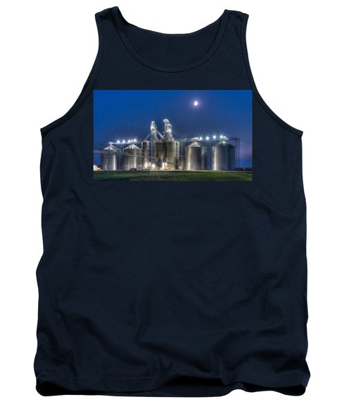 Grain Processing Plant Tank Top