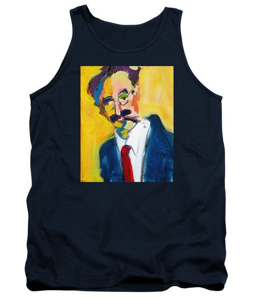 Groucho Tank Top