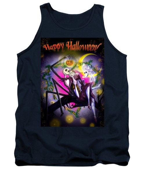 Happy Halloween II Tank Top