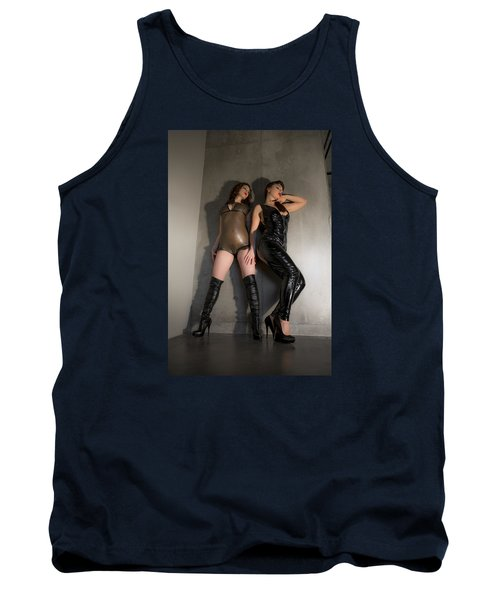 Hard And Soft Tank Top