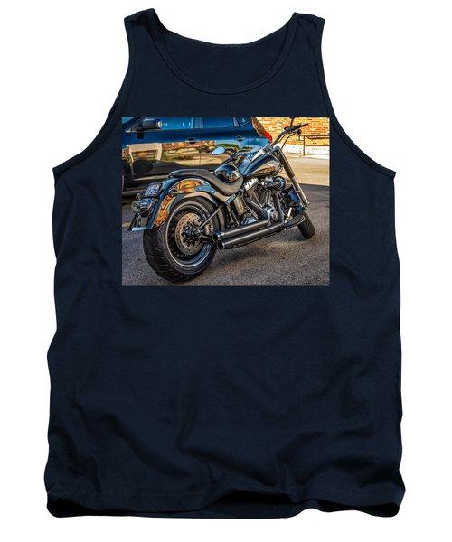 Harley Davidson Tank Top by Steve Harrington