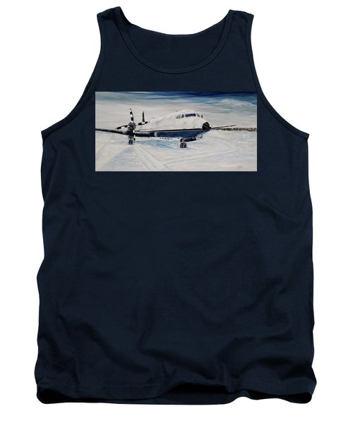 Hawker - Waiting Out The Storm Tank Top