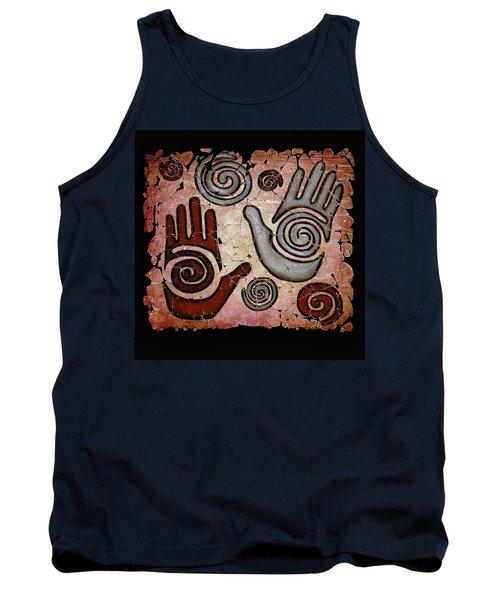 Healing Hands Fresco Tank Top