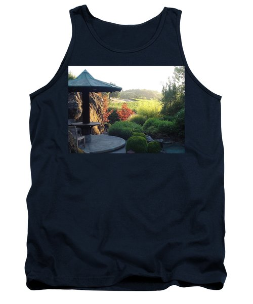 Tank Top featuring the photograph Hide Out 2 by Shawn Marlow