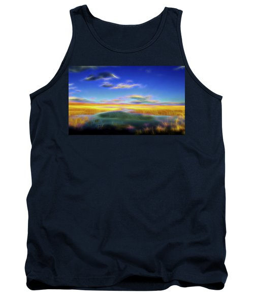 High Desert Lake Tank Top