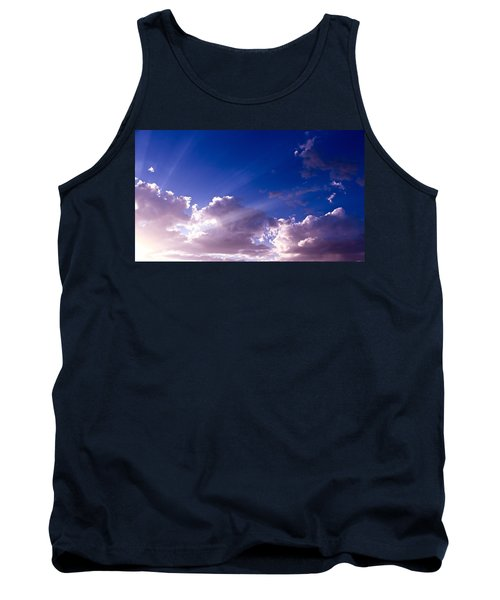 His Glory Tank Top by Kume Bryant