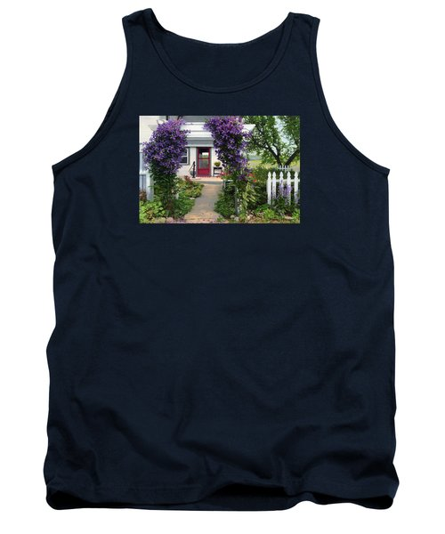 Home Tank Top by Bruce Morrison