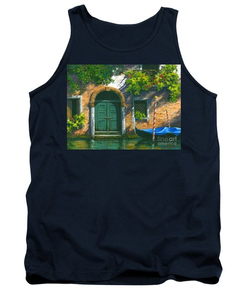 Home Is Where The Heart Is Tank Top by Michael Swanson