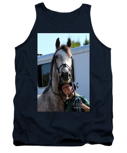 Horsin' Around Tank Top