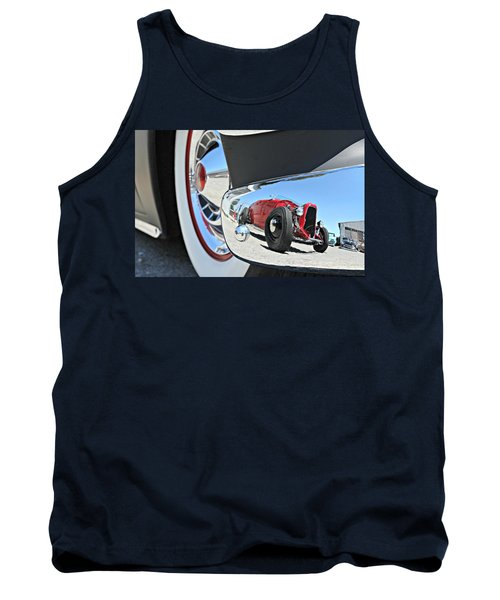 Hot Rod Reflecton  Tank Top