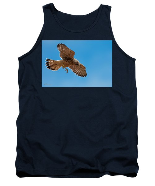 Hovering Tank Top