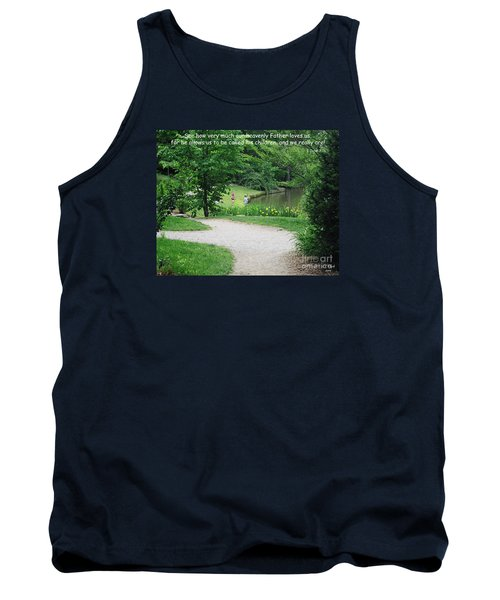 How He Loves Us Tank Top