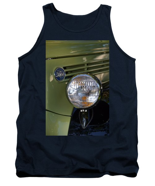 Tank Top featuring the photograph Hr-19 by Dean Ferreira